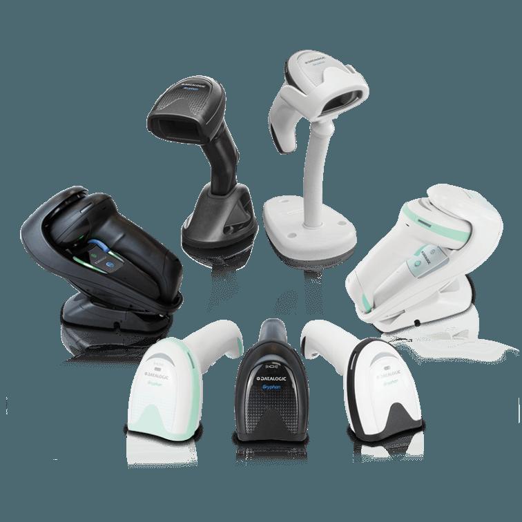 Lancement des lecteurs Gryphon 4500 avec charge par induction de Datalogic