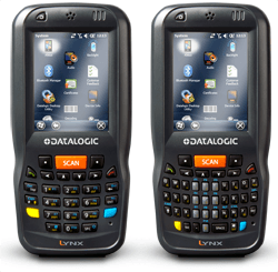 Nouvelle gamme Datalogic PDA code barres Lynx