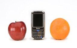 Nouveaux PDA code barre robustes et élégants