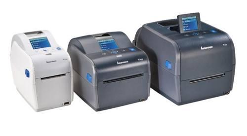 Nouvelles impirmantes etiquettes Intermec PC23 PC43