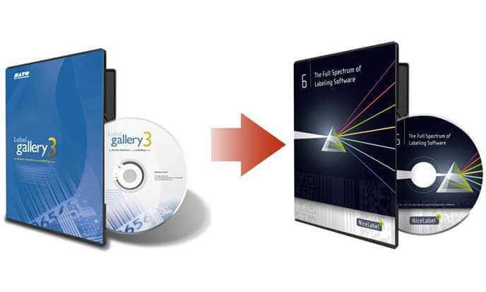 Sato : Le logiciel Label Gallery remplacé par NiceLabel