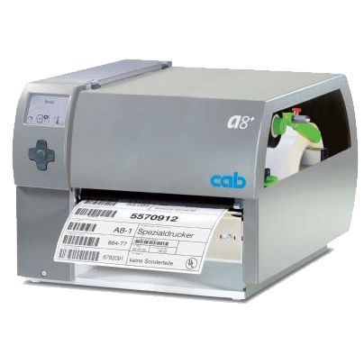 Imprimante code barre CAB A8 + grande laize