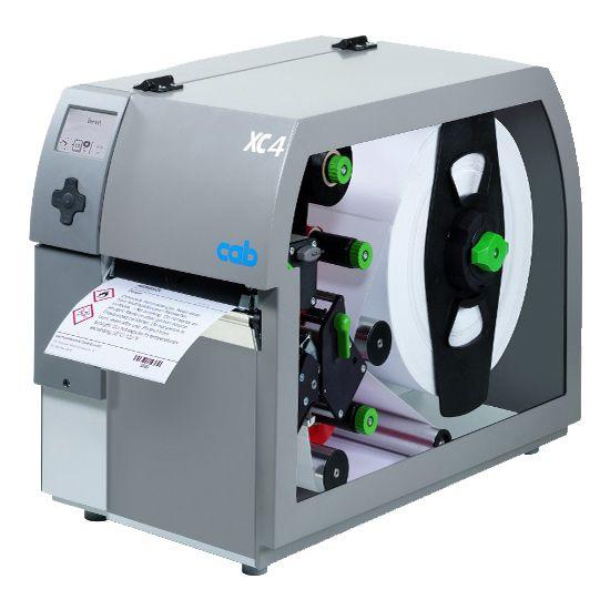 Imprimante etiquette couleur XC 4 CAB