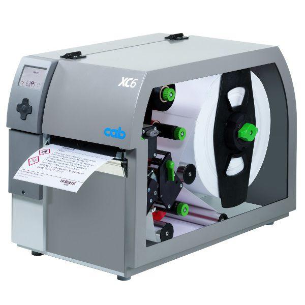 Imprimante etiquette couleur XC6 CAB