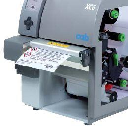 Cutter imprimante etiquette CU6