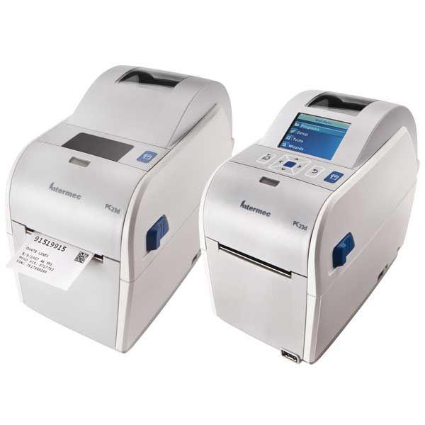 imprimante intermec PC23d