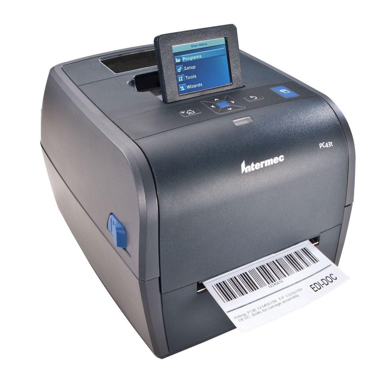 Imprimante intermec pc43t