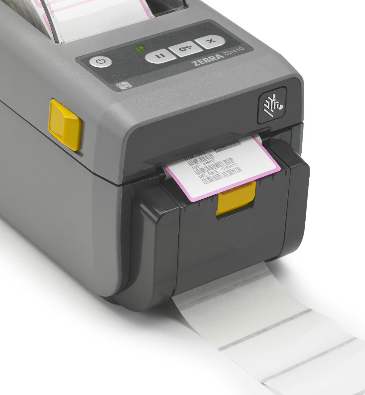 imprimantes etiquette zebra zd 410