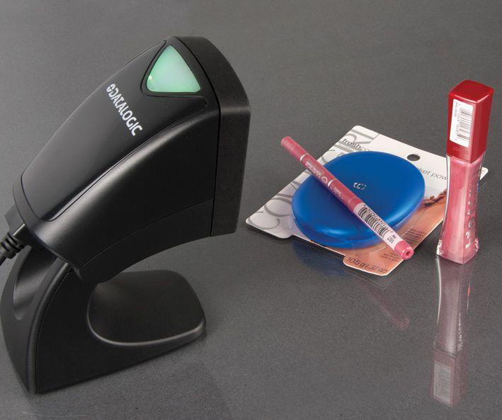 Magelan 800 i Datalogic scanner fixe
