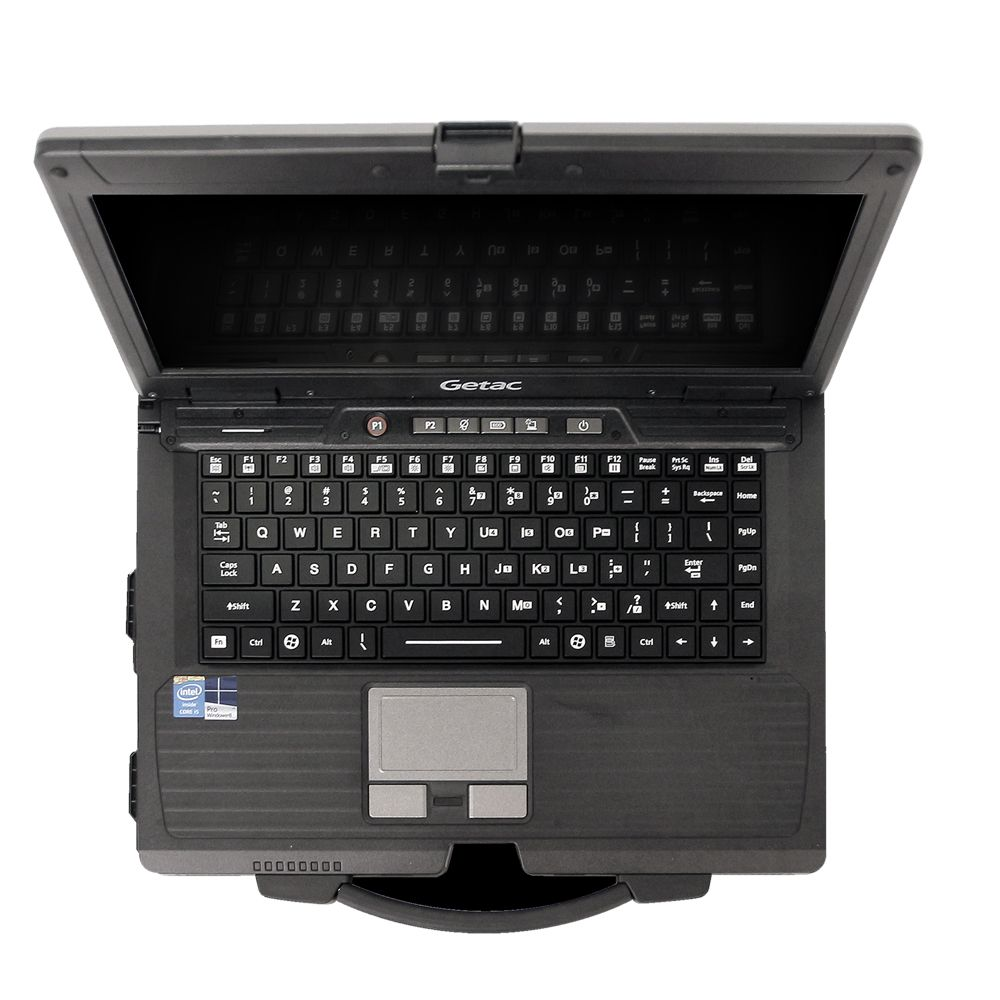 ordinateur portable getac s400 semi durci