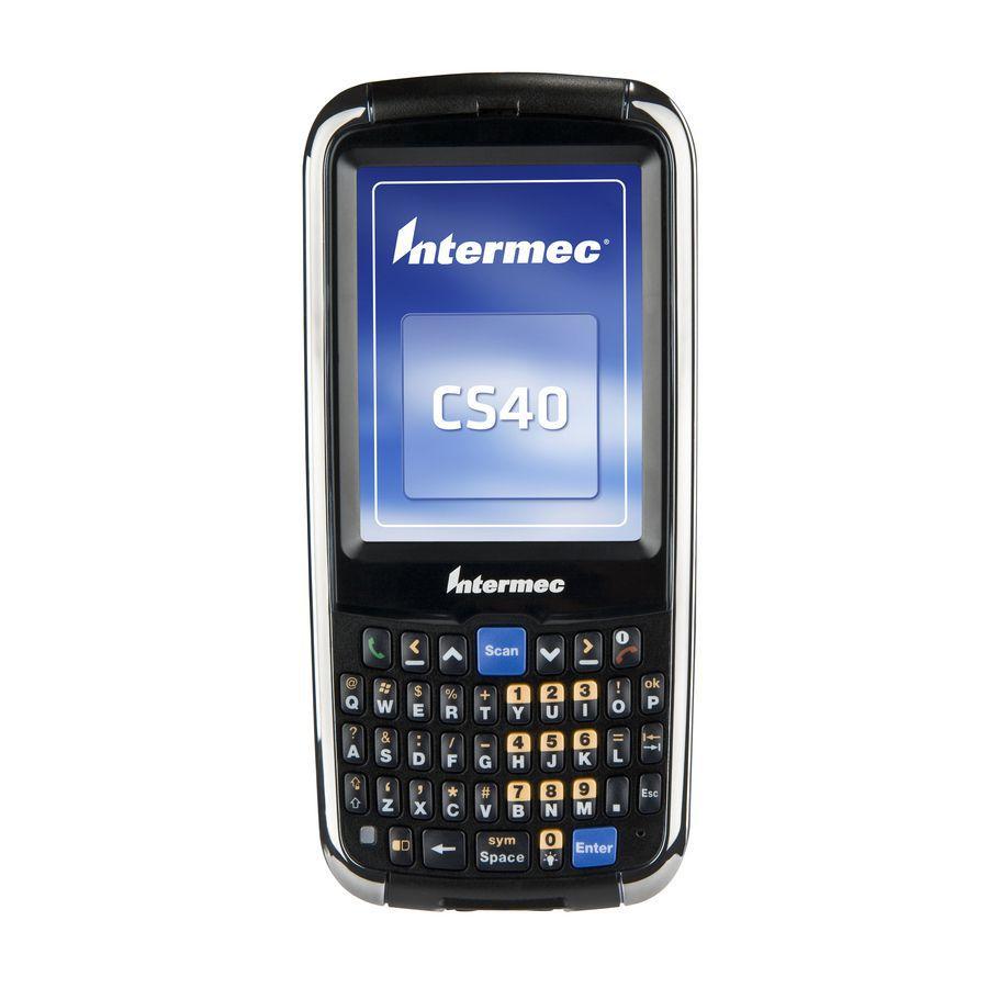 Smartphone code barre Intermec cs40