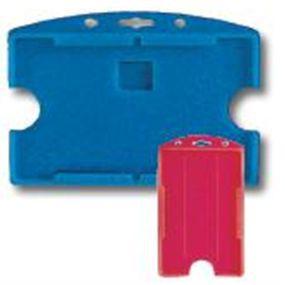Porte Badge Et Carte Rigide Couleur - Porte badge rigide