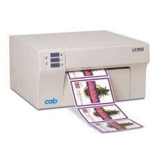imprimante etiquette jet d 39 encre couleur cab lx 810. Black Bedroom Furniture Sets. Home Design Ideas