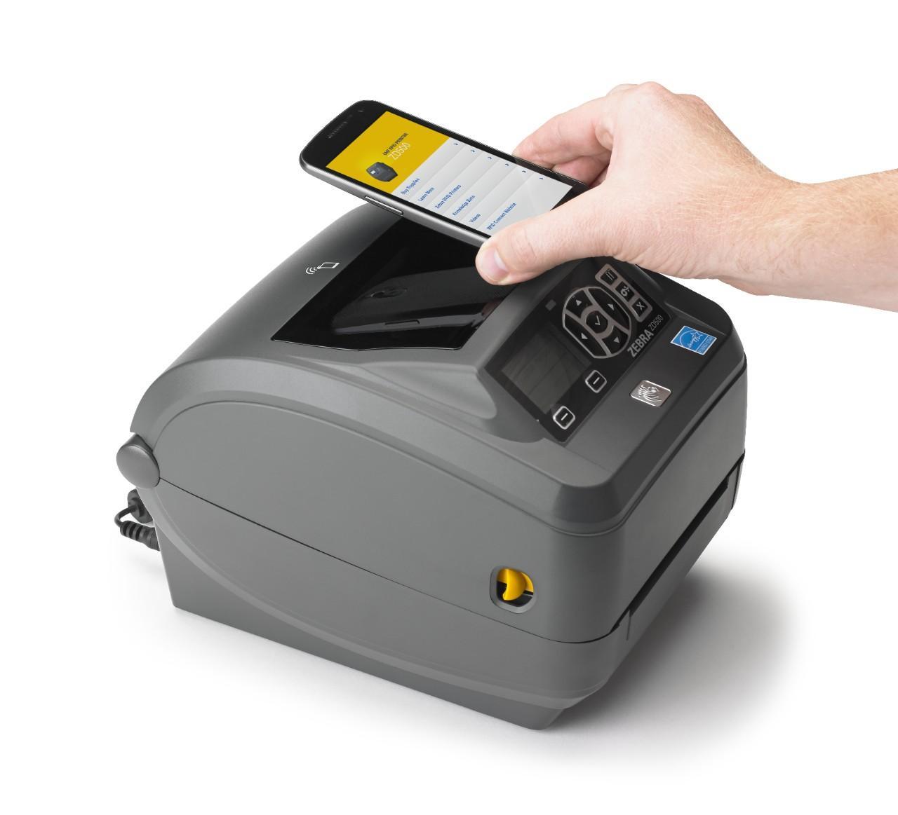 imprimante étiquettes zebra zd-500