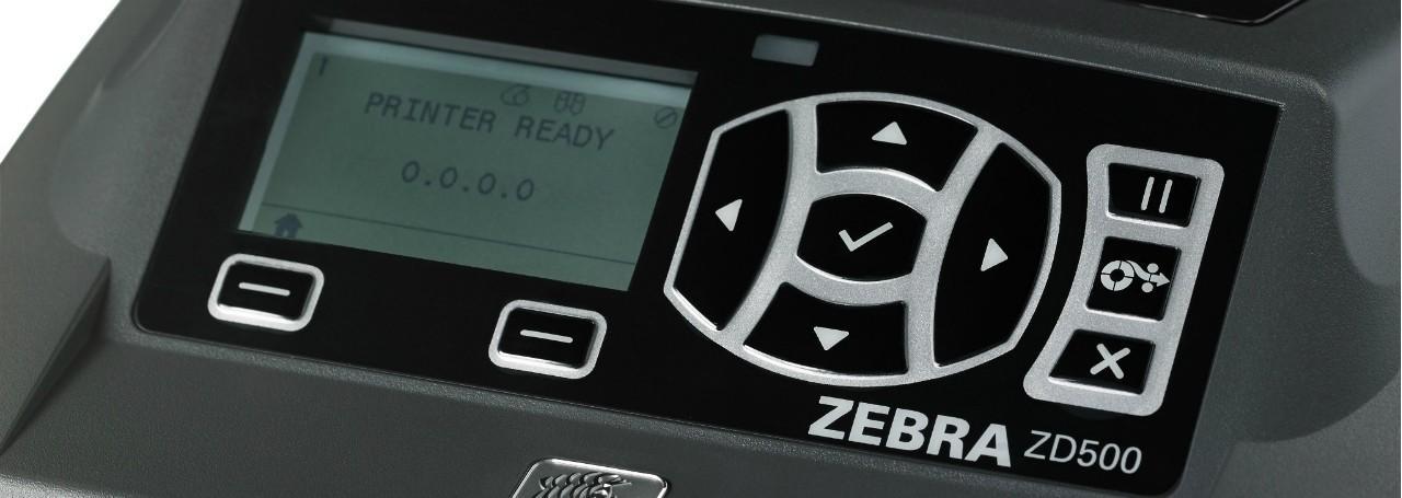 imprimantes etiquette zd500