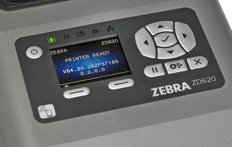 imprimante zebra zd-620