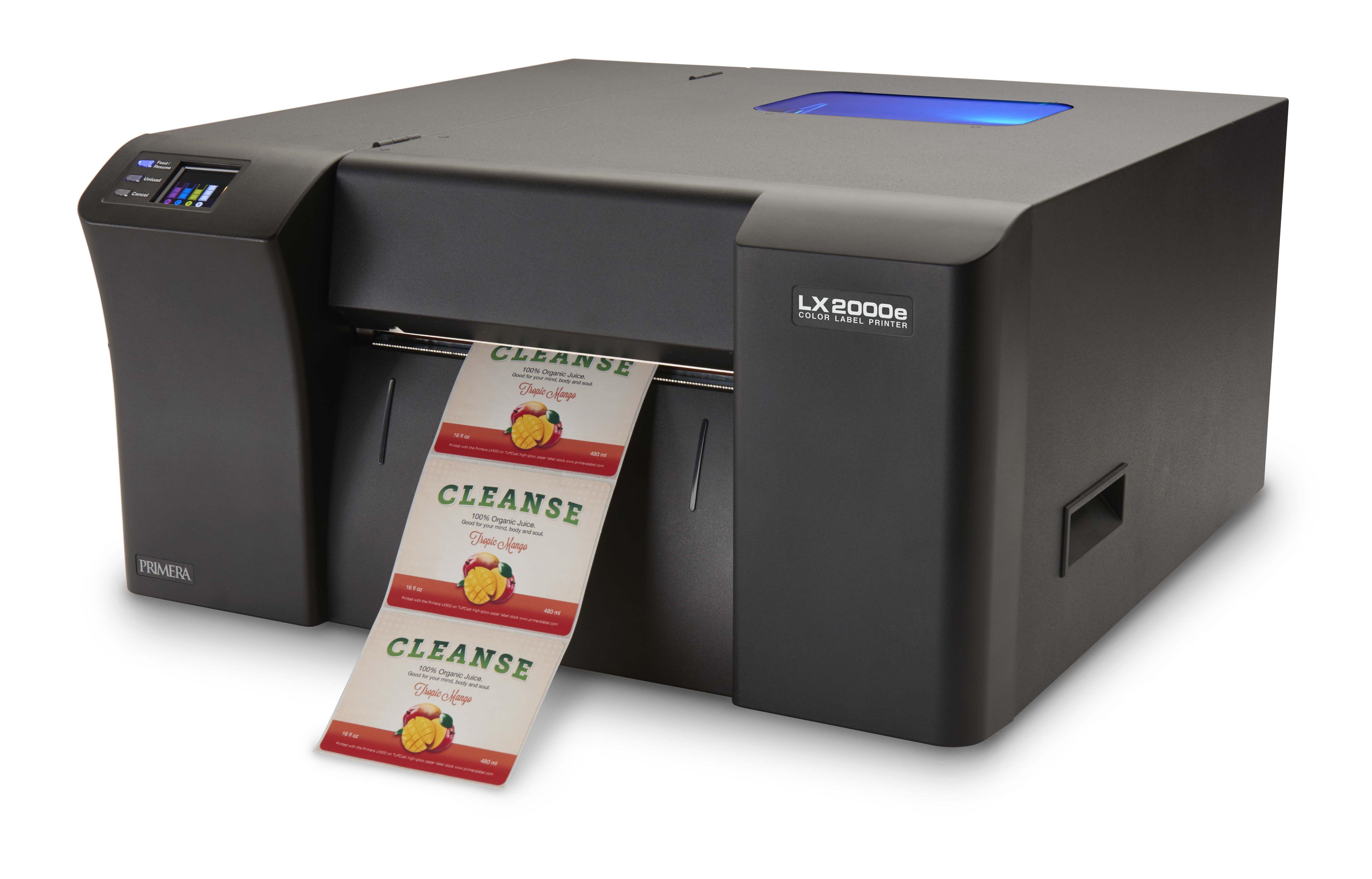 Imprimante étiquettes lx2000e