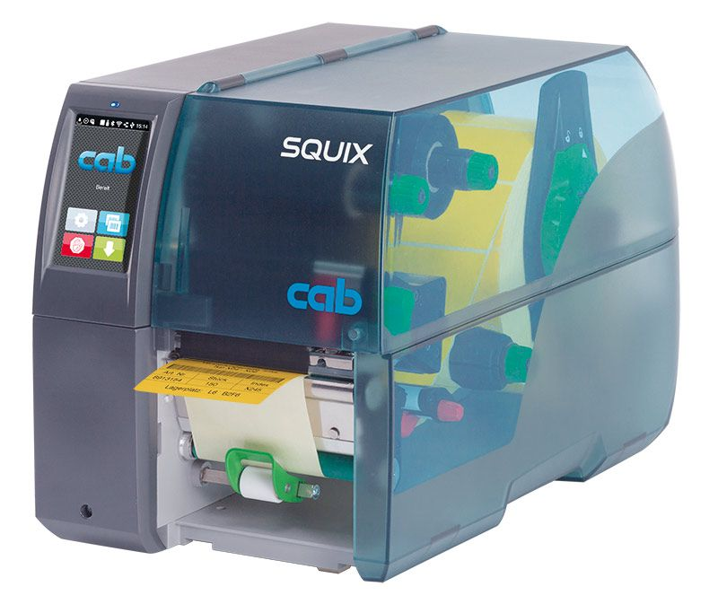 SQUIX 300 dpi accessoire