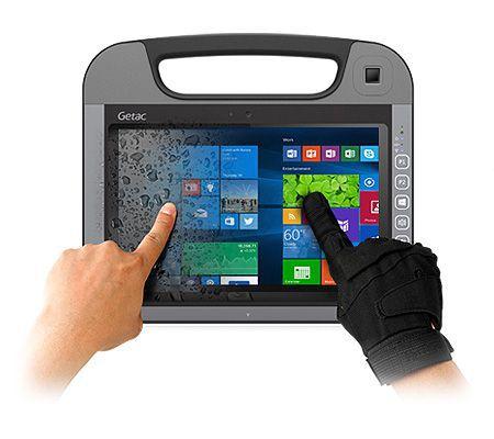 tablette industrielle getac rx10
