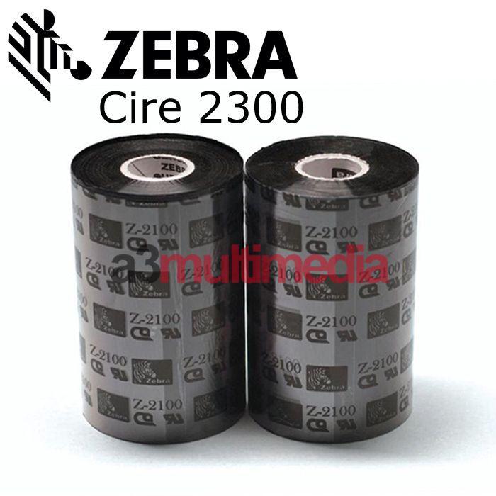 ruban transfert imprimante zebra 105sl