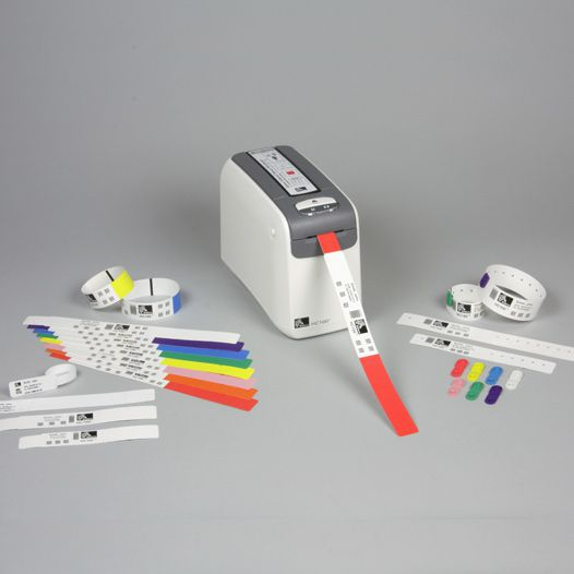 Imprimante HC 100 bracelet antimicrobien