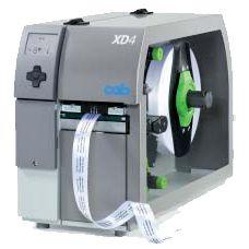 Imprimante recto verso etiquette epaisses CAB XD4