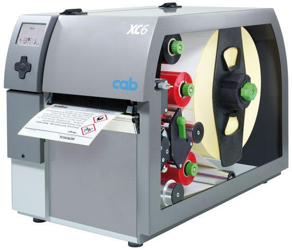 Imprimante bicolor xc4 cab
