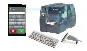 imprimante cab squix 4.3 200dpi