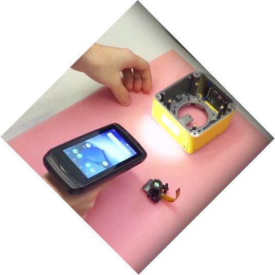 pda code barre datalogic memor 1 android