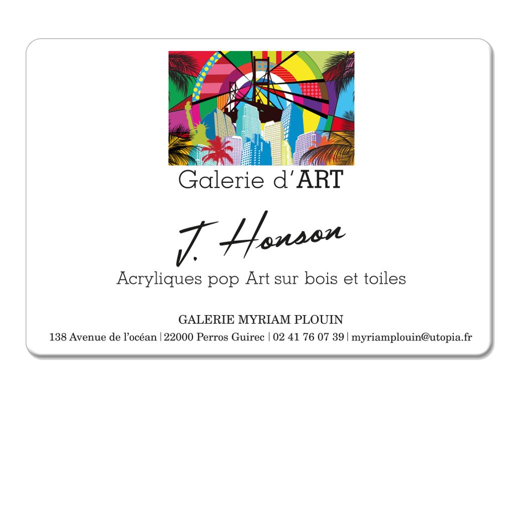 cartes publicitaires maxi format