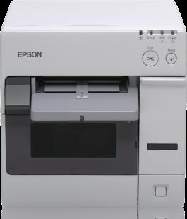 imprimante ticket bracelet epson tm c3400