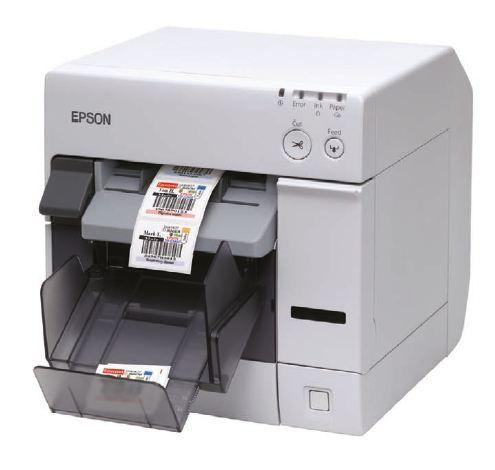 imprimante etiquette epson tm c3400