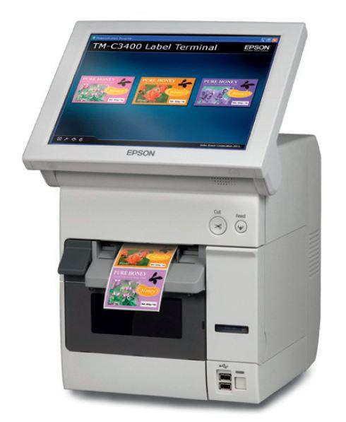 Imprimante epson TM-C3400-LT