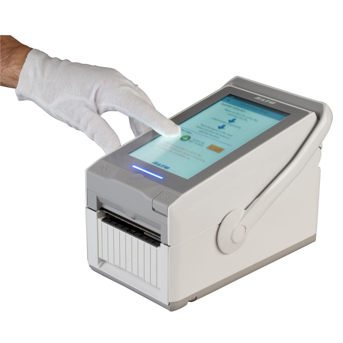 imprimante code barre FX3 LX autonome