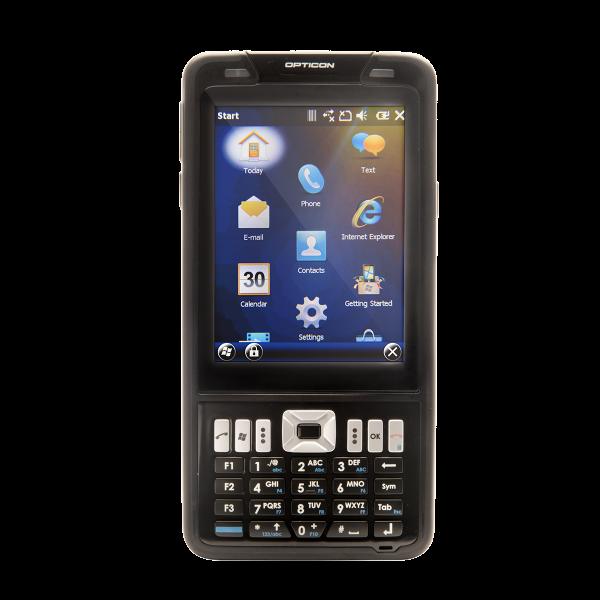pda smartphone H22 code barre