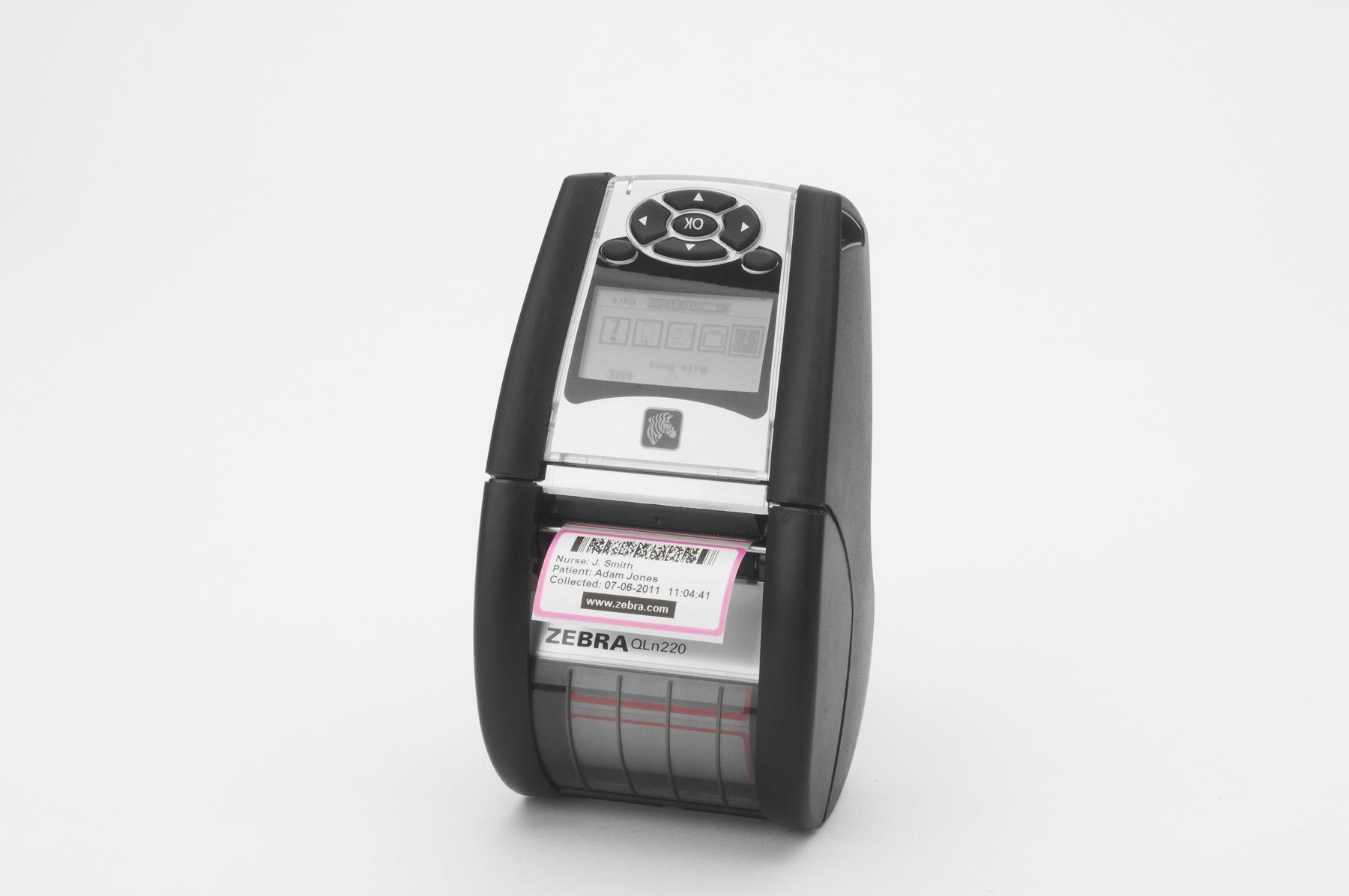 imprimante portable zebra qln220 qln320