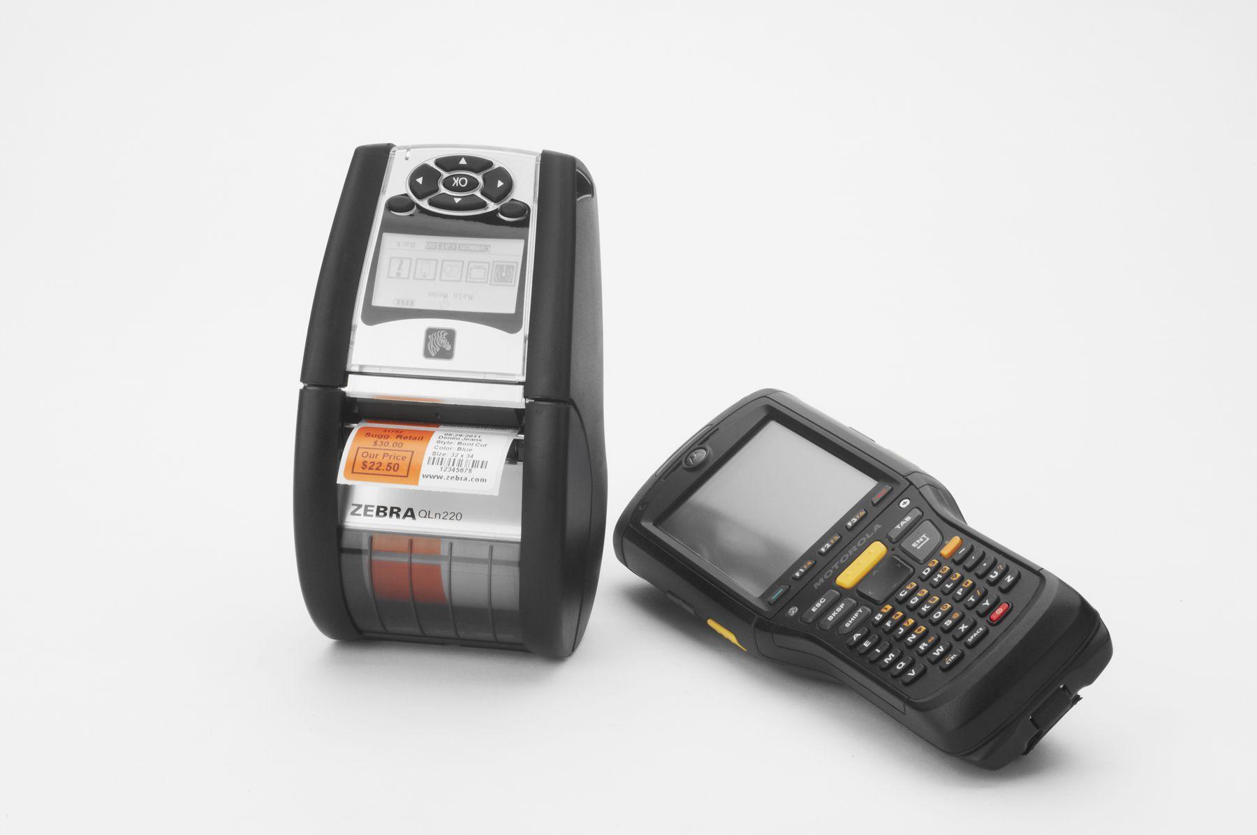 imprimante mobile zebra qln220 qln320