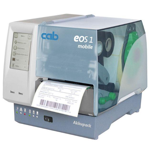 imprimante mobile cab eos1