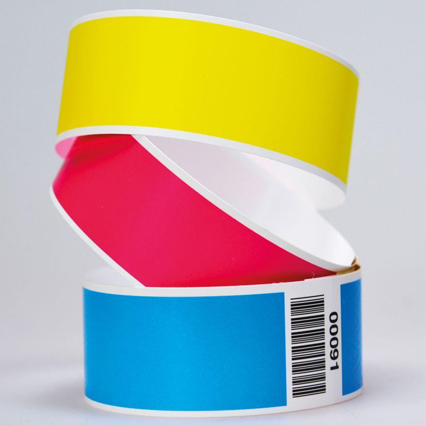 bracelets controle acces concert salon