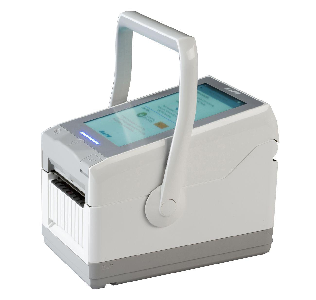 imprimante etiquette sato FX3LX autonome