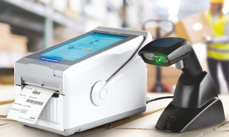 imprimante sato FX3-LX autonome