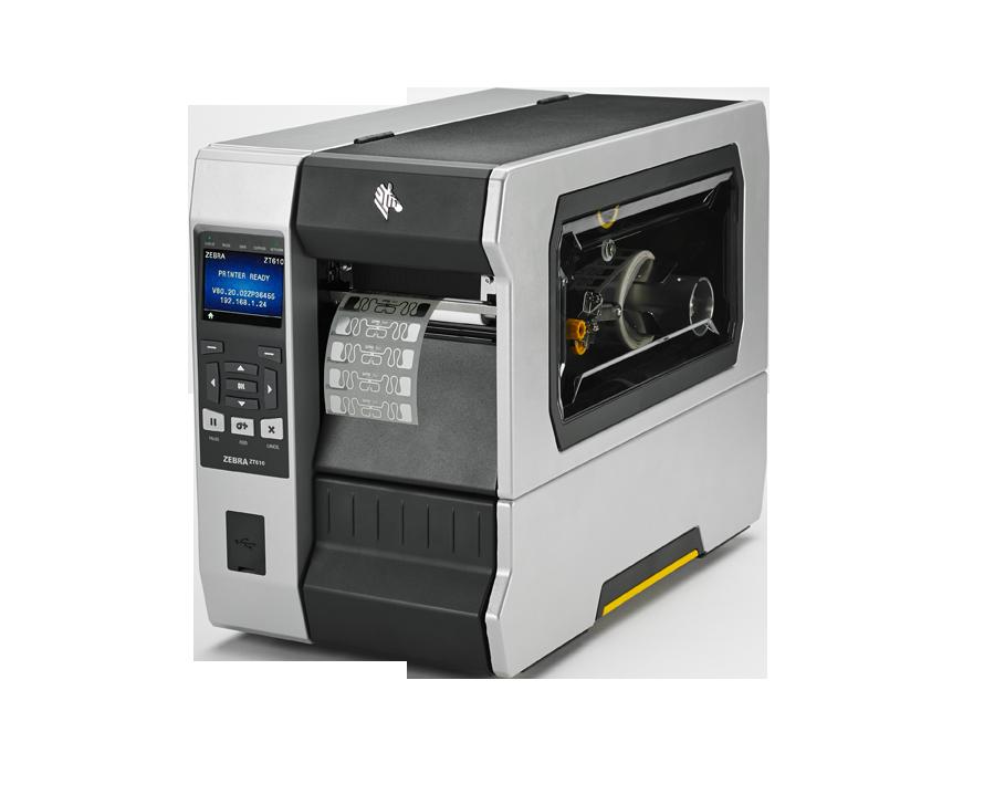 imprimantes etiquette zebra zd 610
