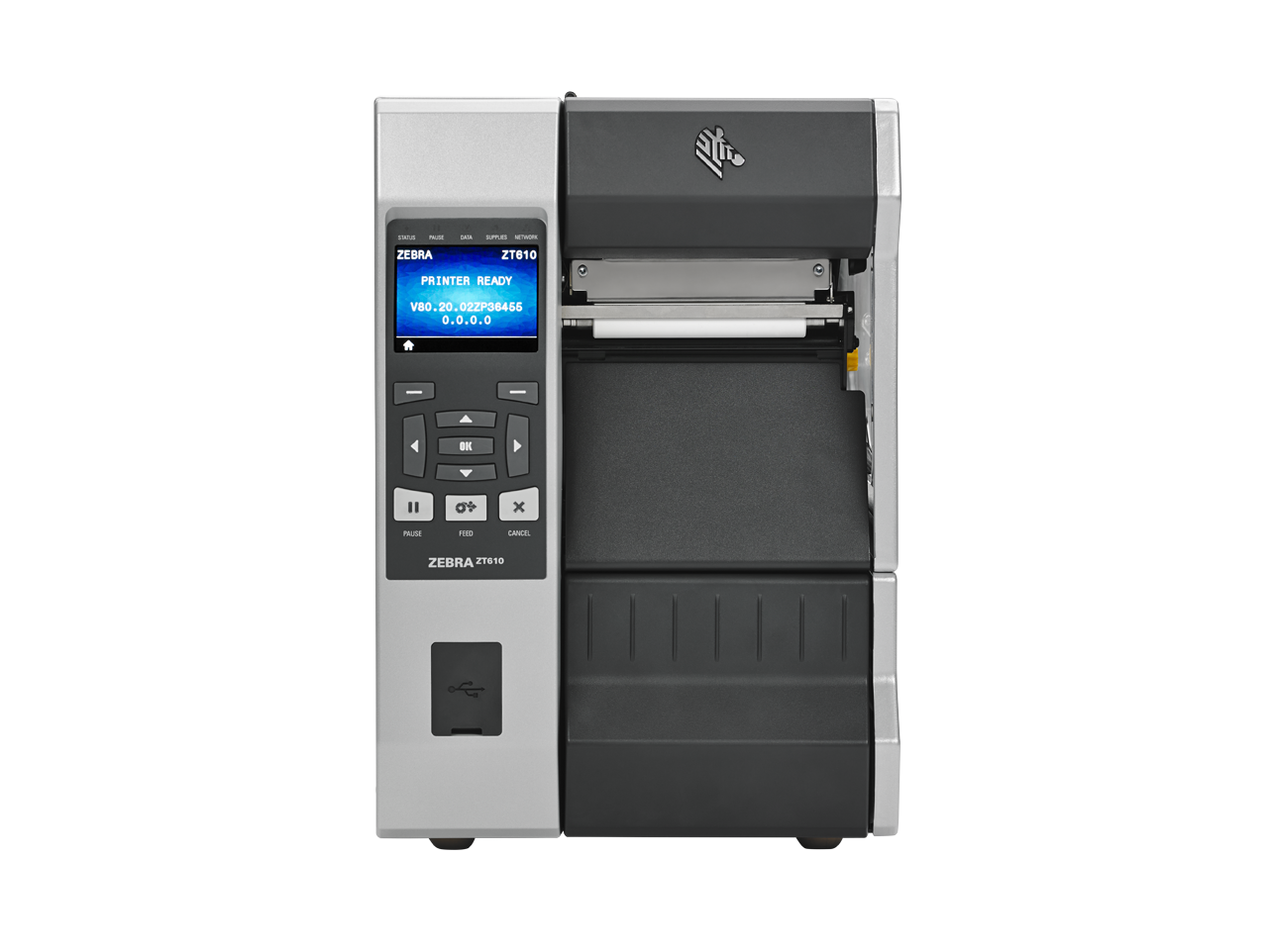 imprimante etiquette zebra zt610
