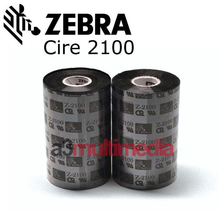 Ruban zebra cire 105Sl 2100