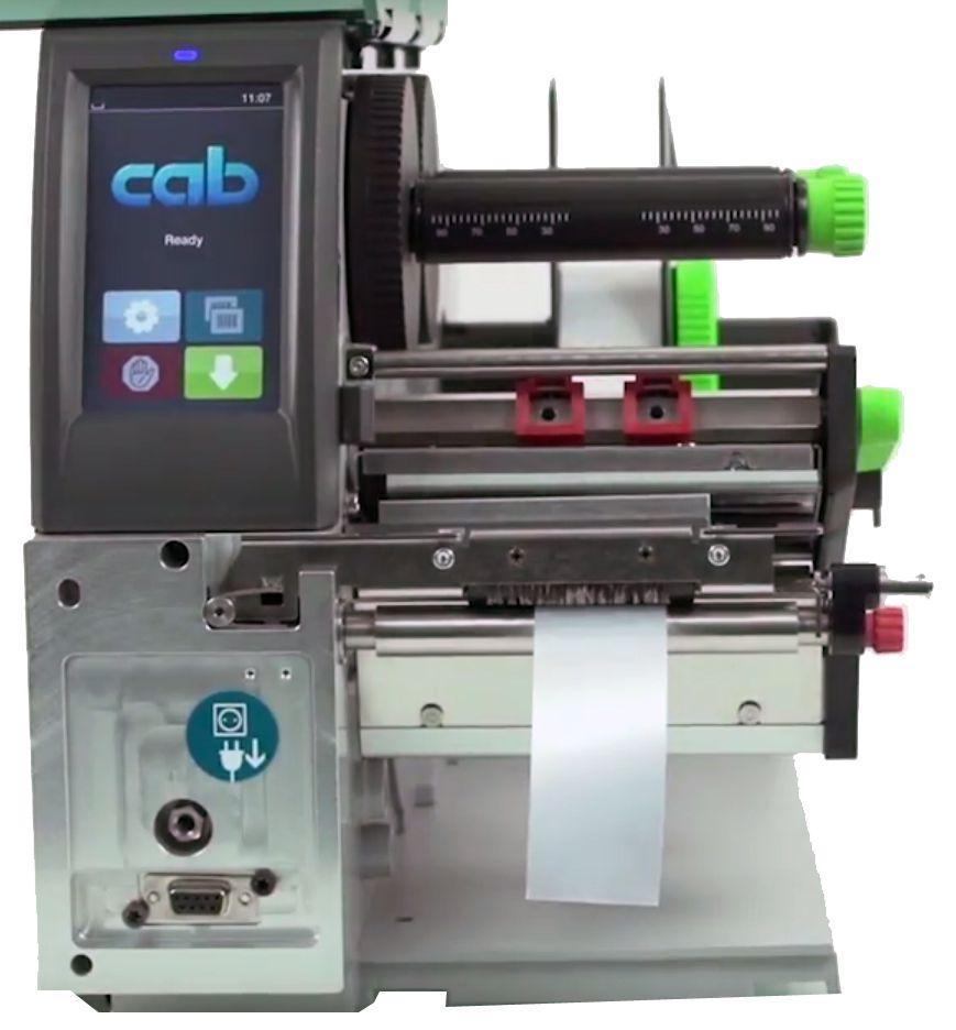imprimante textile CAB SQUIX MT