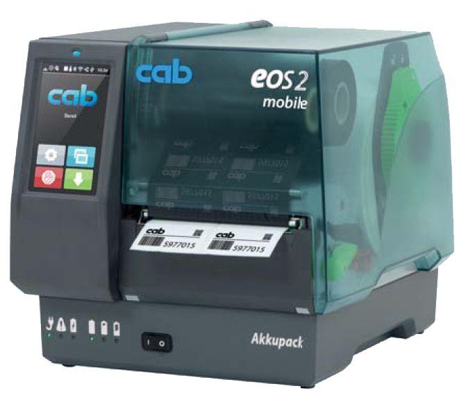 Imprimante Cab EOS2 mobile