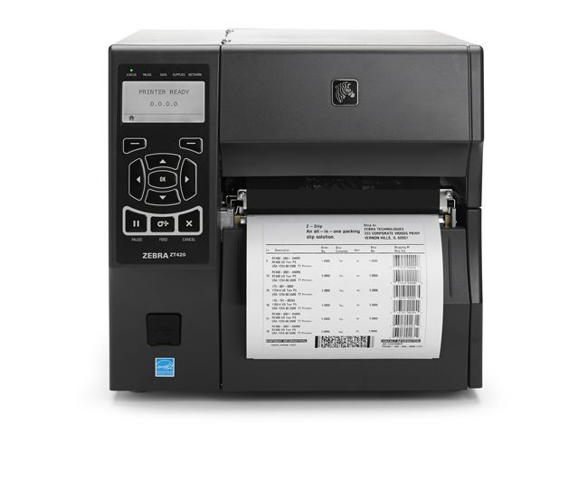 imprimante étiquette zebra ZT 420