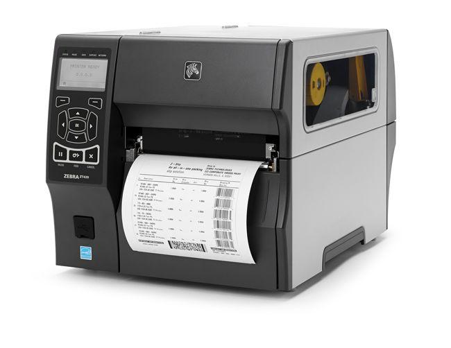 imprimante étiquette zebra ZT420