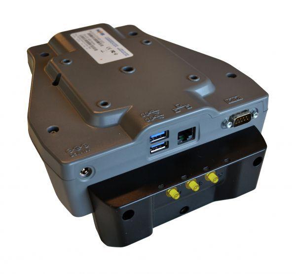 socle véhicule tablette T800 Getac