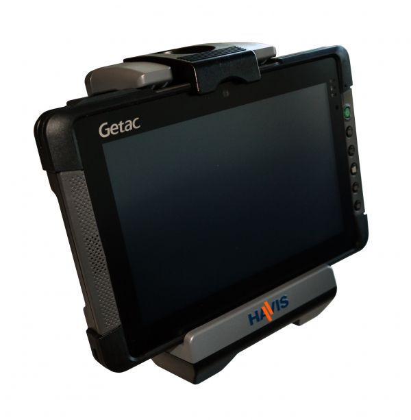 socle véhicule tablette durcie T800 Getac